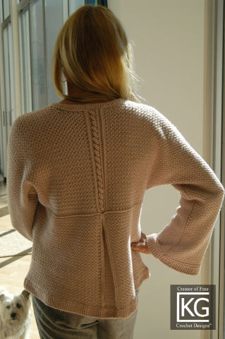 Branch sweater and Candice sweater 109